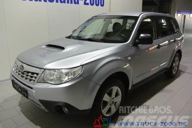 Subaru 2.0 Allrad - AHK - Tempomat - Sitzheizung Klima/BC