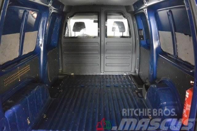 Volkswagen Caddy Maxi Kasten 16 Tdi Klima Navi Scheckheft