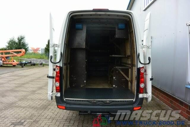 Volkswagen Crafter50 2.0 TDI Hoch Maxi Extralang Scheckheft
