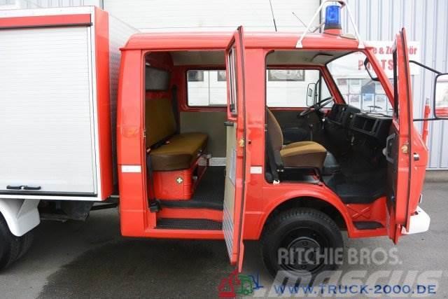 Volkswagen LT 50 TSF W Ziegler Feuerwehr 6 Sitze 1. Hand NSW