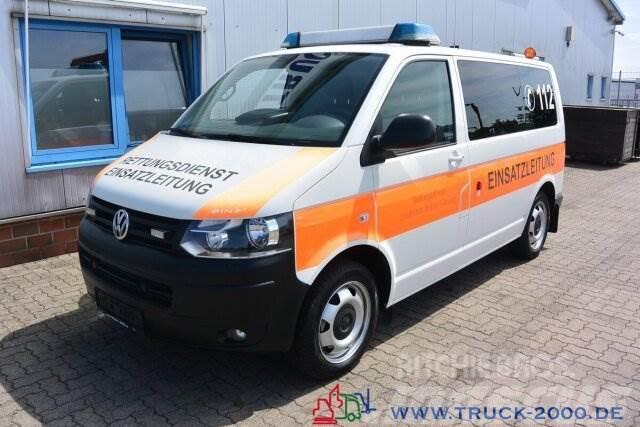 Volkswagen T5 2.0 TDI 4 Motion Binz Notarzt - Rettung 1.Hd
