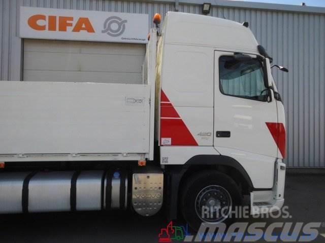 Volvo FH13-420 Fassi 22T/M 11m=2t.1.Hand Deutscher LKW