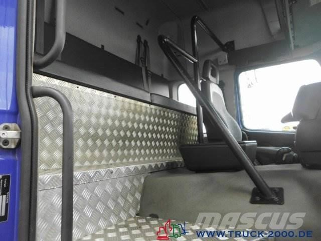 Volvo FM7 HallerX2 5Sitzer*Klima*Retarder*DeutscherLKW