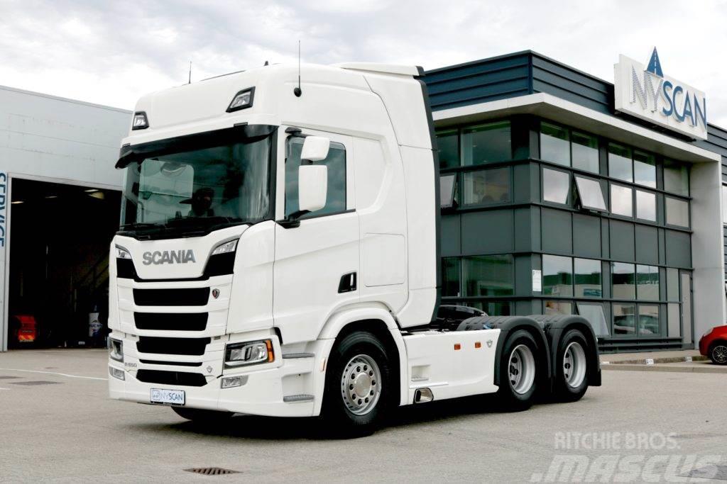 Scania R650 6x2