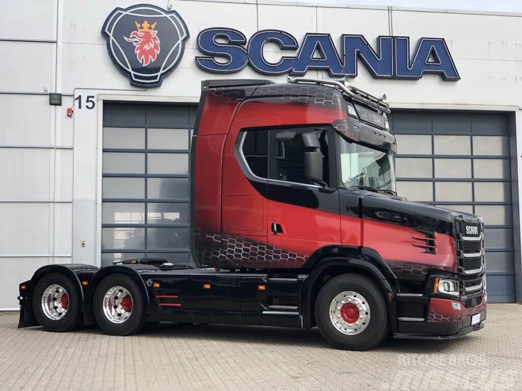 Scania S650T 6x2 Torpedo #4