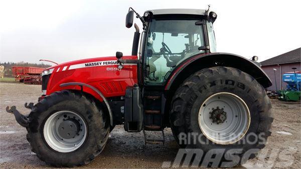 Massey Ferguson 8690 4WD