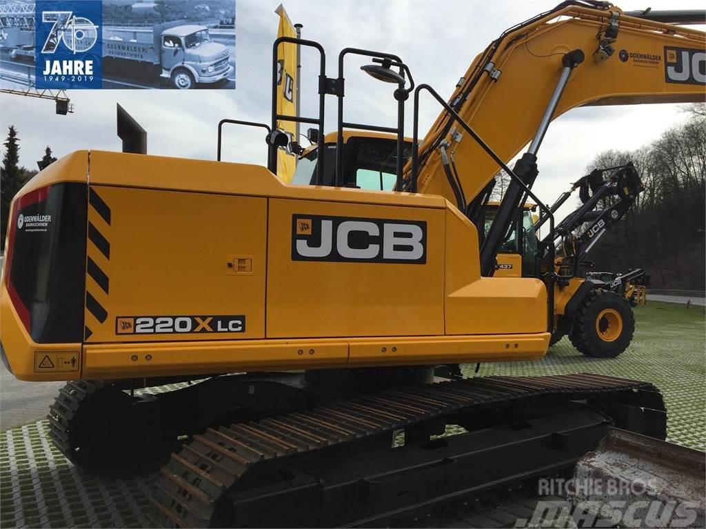 JCB 220X LC