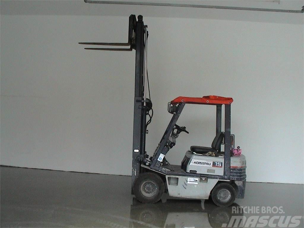 Komatsu F018 DT 15