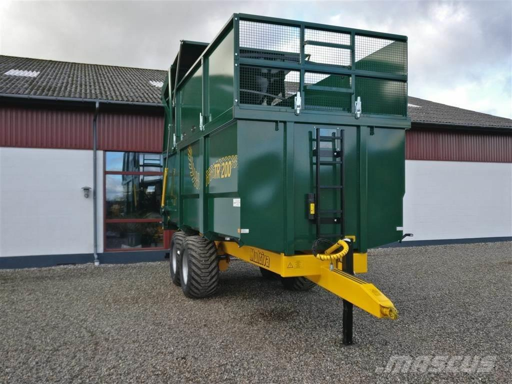Multiva TR 200 Ensilage Edition