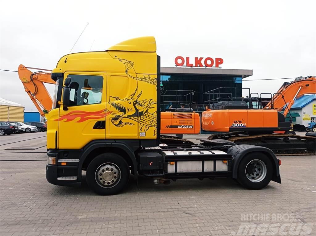 Scania G440 /ADR
