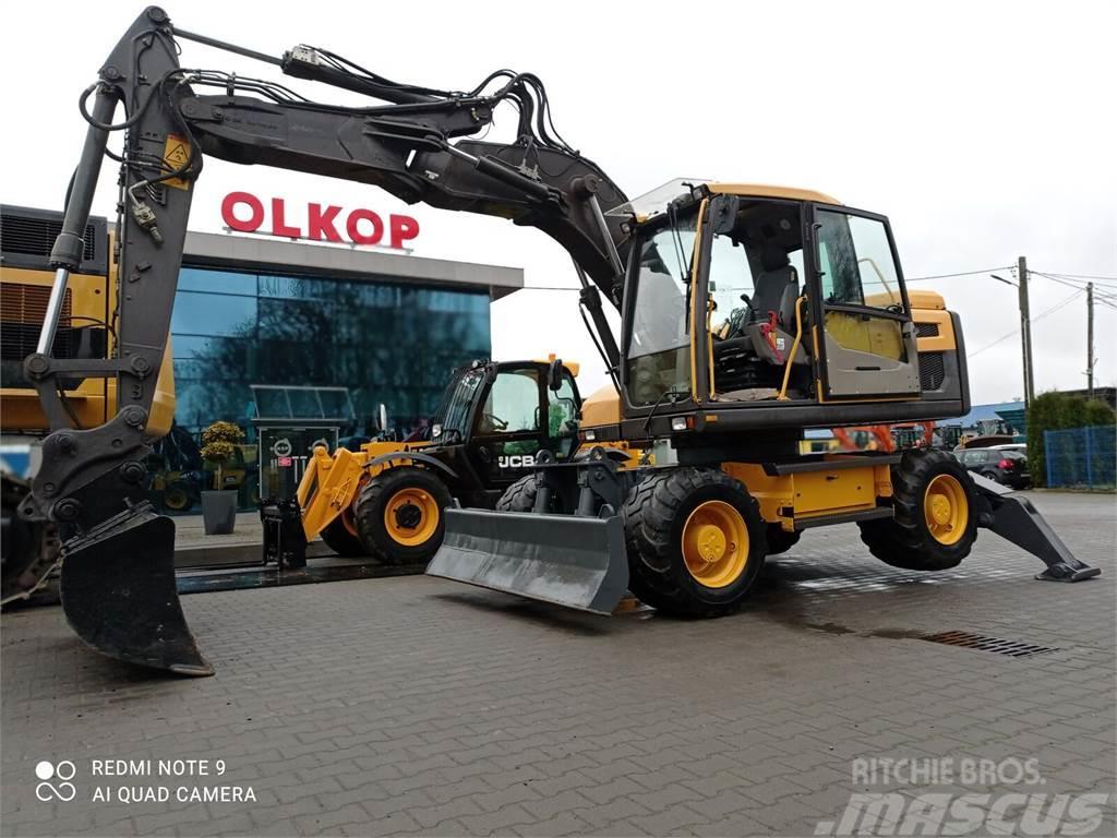 Volvo EW 140 D / CE MARKED /