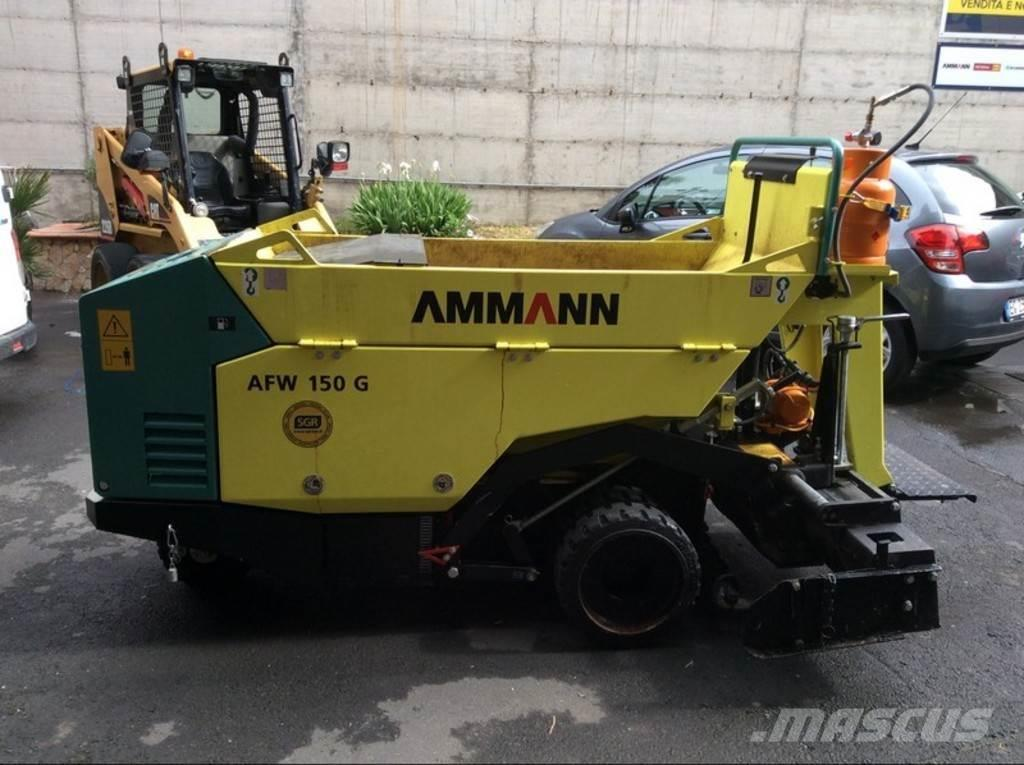 Ammann AFW150-G