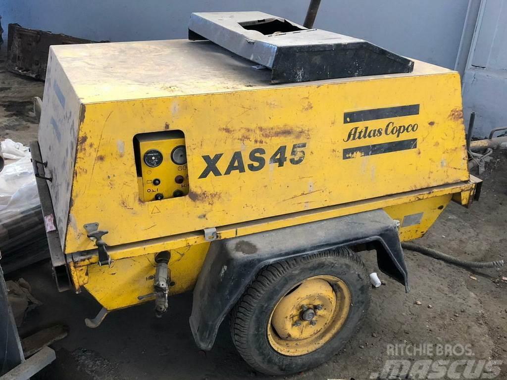 Atlas Copco XAS45