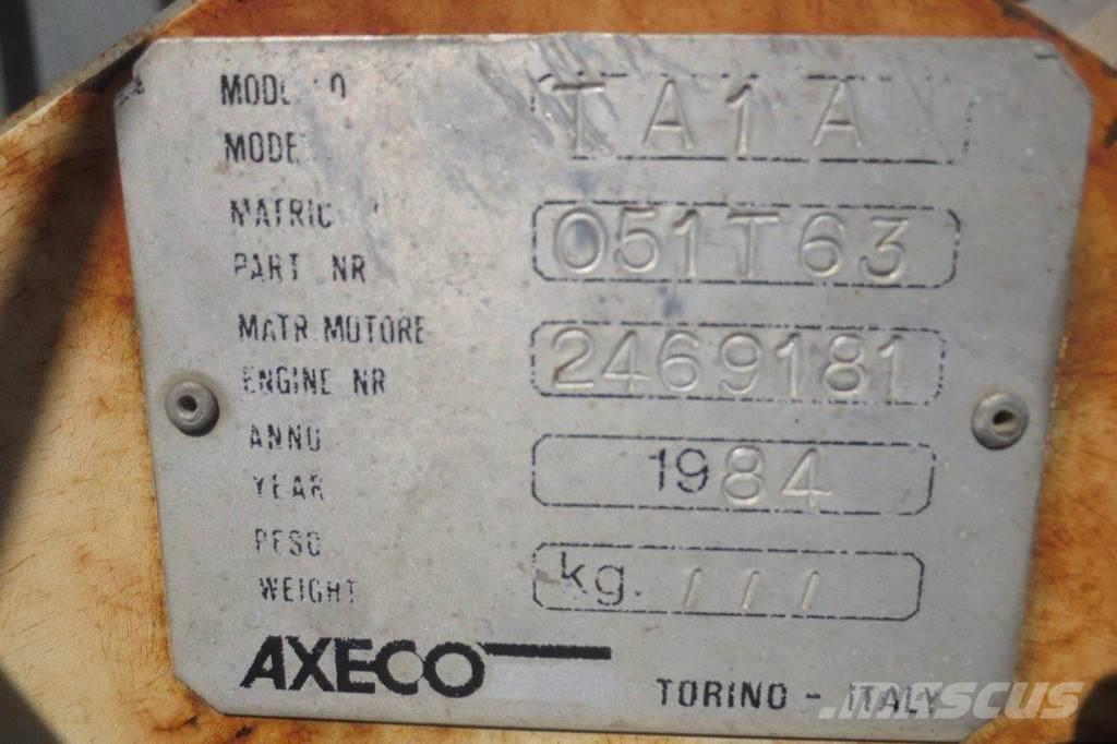 Axeco MITRY TA1A