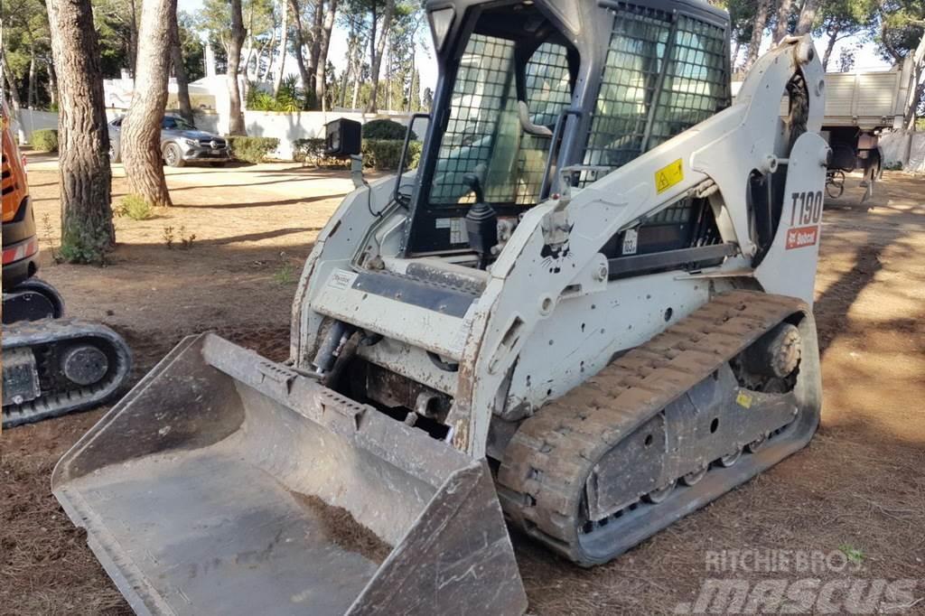 Bobcat T190-HF