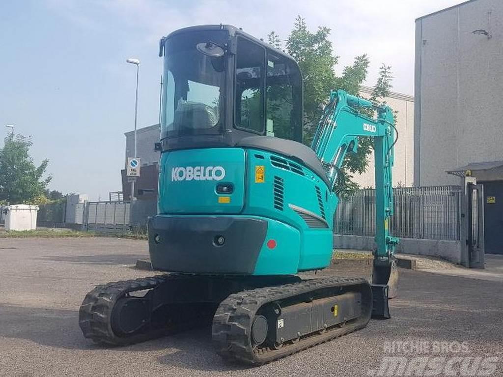 Kobelco SK30SR-6E