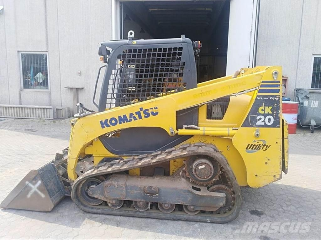 Komatsu CK20