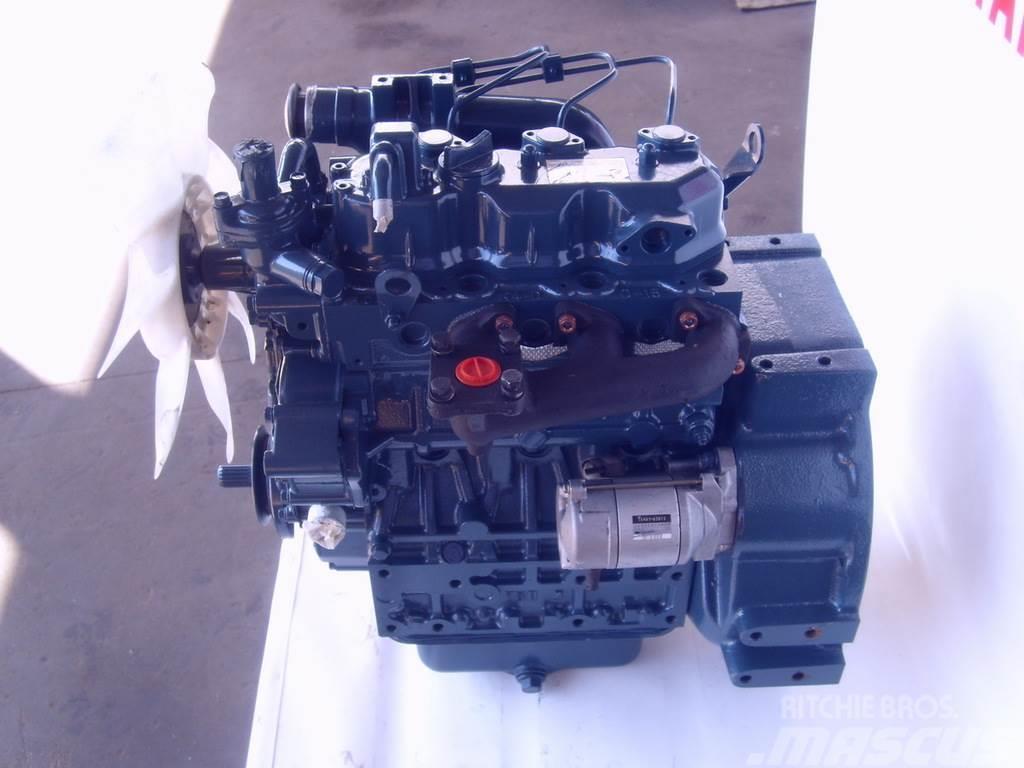 Kubota D1703-E