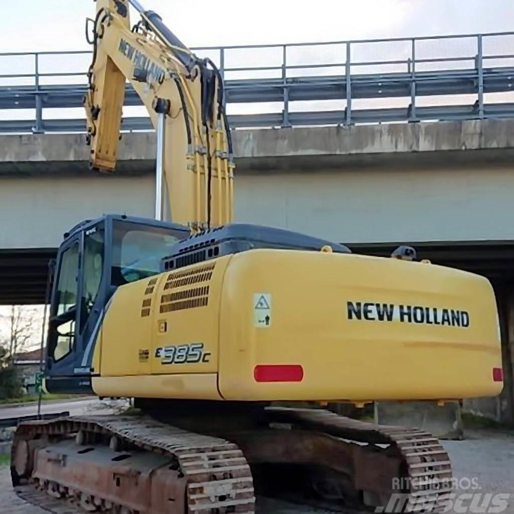 New Holland E385C