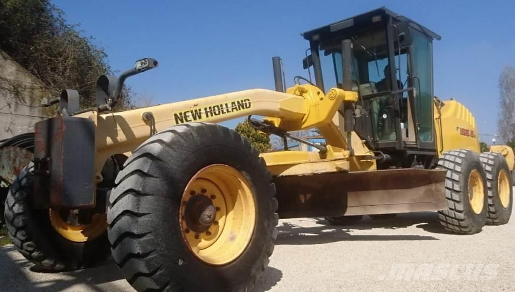 New Holland F156.6A
