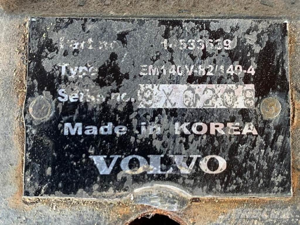 Volvo EC210CNL