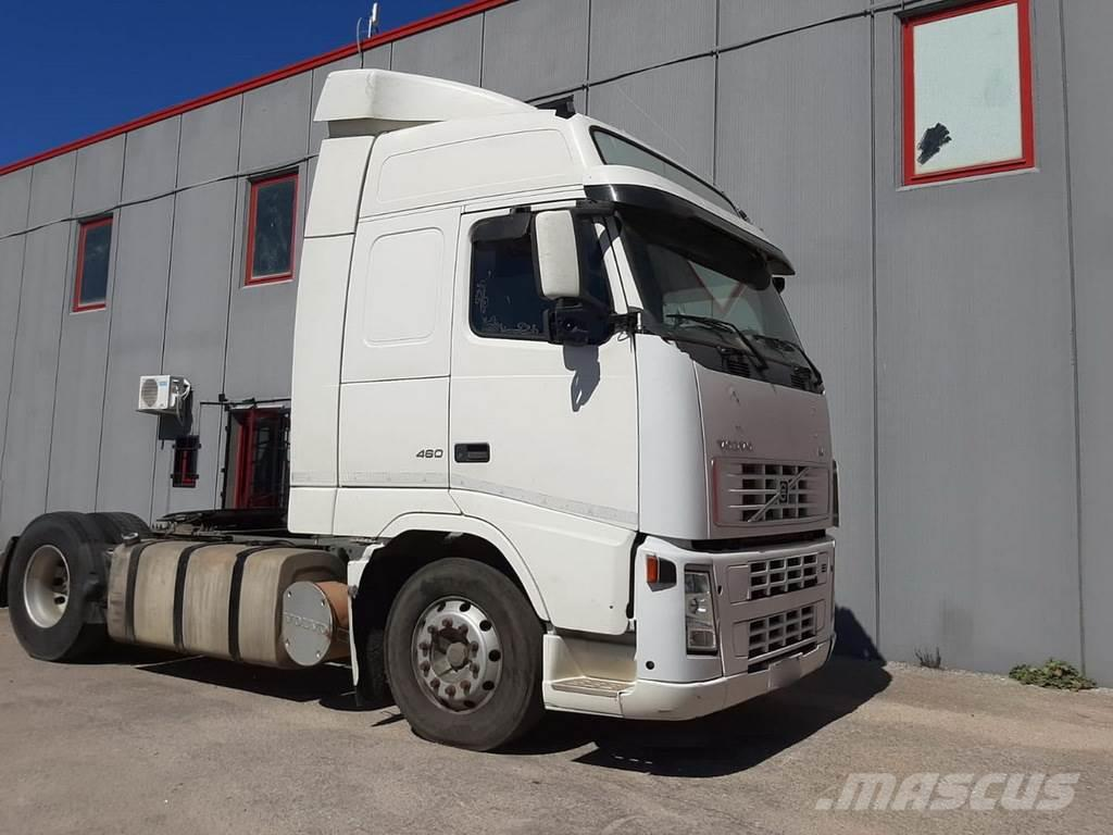 Volvo FH12-460