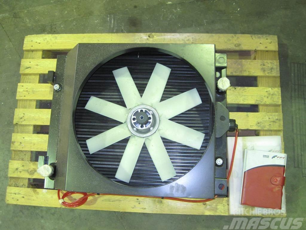 Iveco radiateur