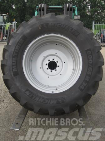Michelin 600/65x34