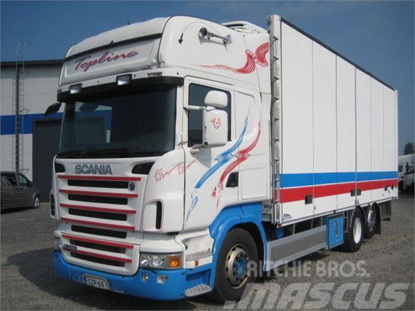 Scania R420 6x2*4 49