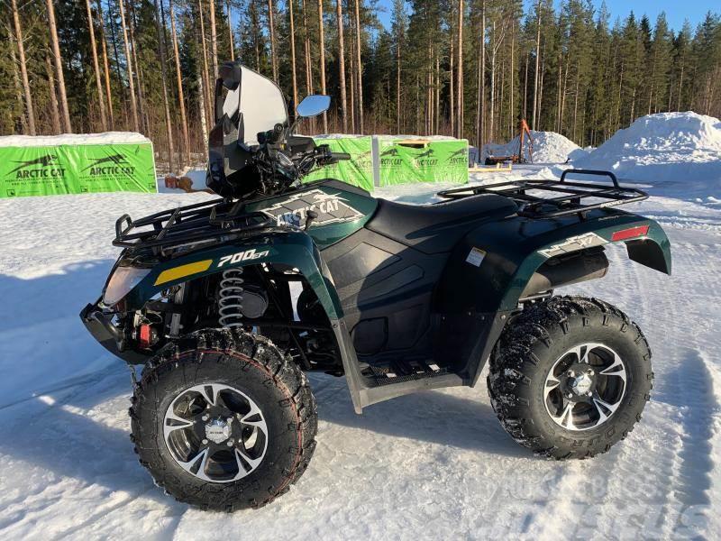 Arctic Cat 700 EFI S