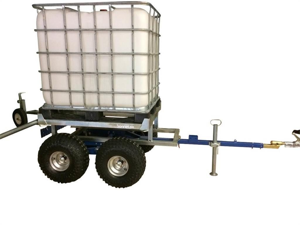 Bonnet Vattenvagn