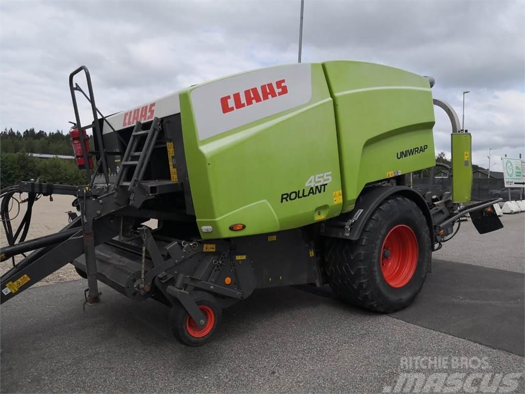 CLAAS 455RC INPLASTARPRESS