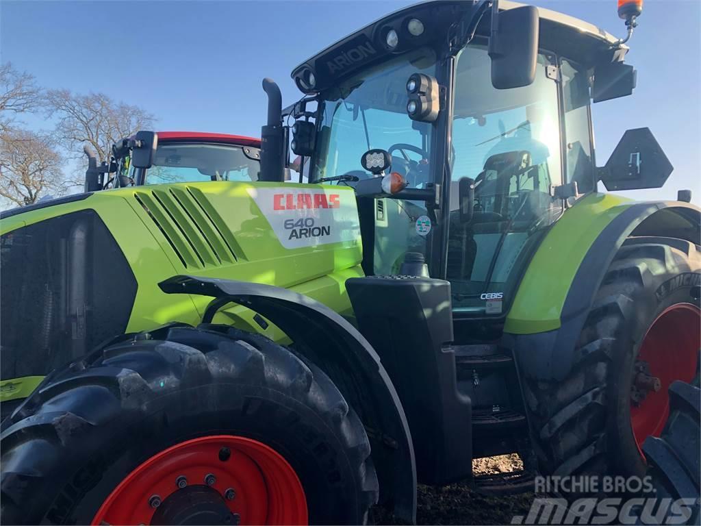 claas arion 640 cebis traktor traktoren gebraucht kaufen und verkaufen bei a91c5df8. Black Bedroom Furniture Sets. Home Design Ideas