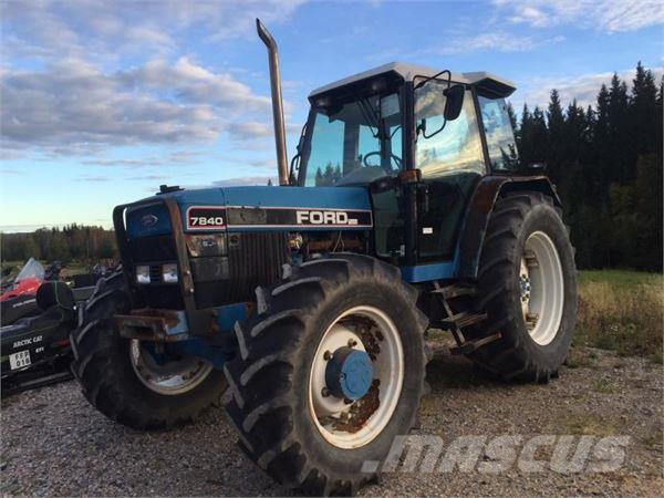 Ford 7840 SLE Turbo