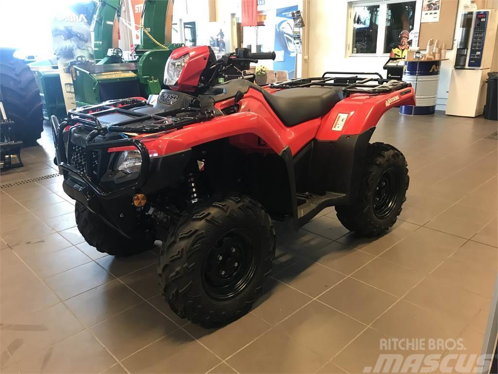 Honda Rubicon TRX 500 FA