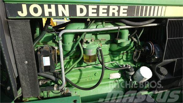 John Deere 3650 SG2/MFWD