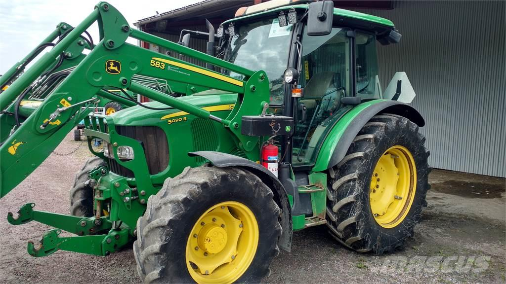 john deere 5090r pq traktor gebrauchte traktoren. Black Bedroom Furniture Sets. Home Design Ideas