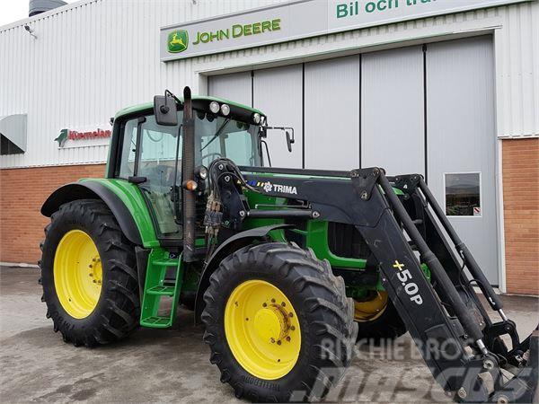John Deere 6530, 2008, Tractors