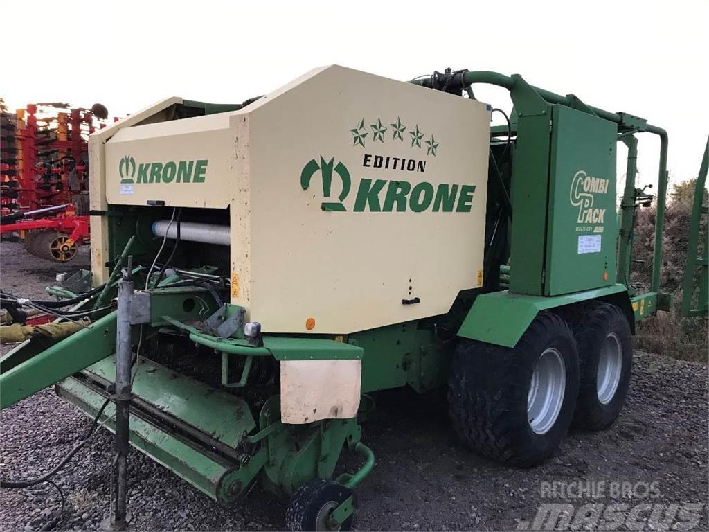 Krone COMBIPACK 1500 INPLASTARPRESS