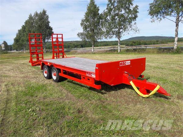 MAC Trailer 12 TON LOW LOADER