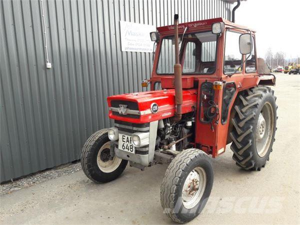 used massey ferguson 135 tractors price 7 057 for sale. Black Bedroom Furniture Sets. Home Design Ideas