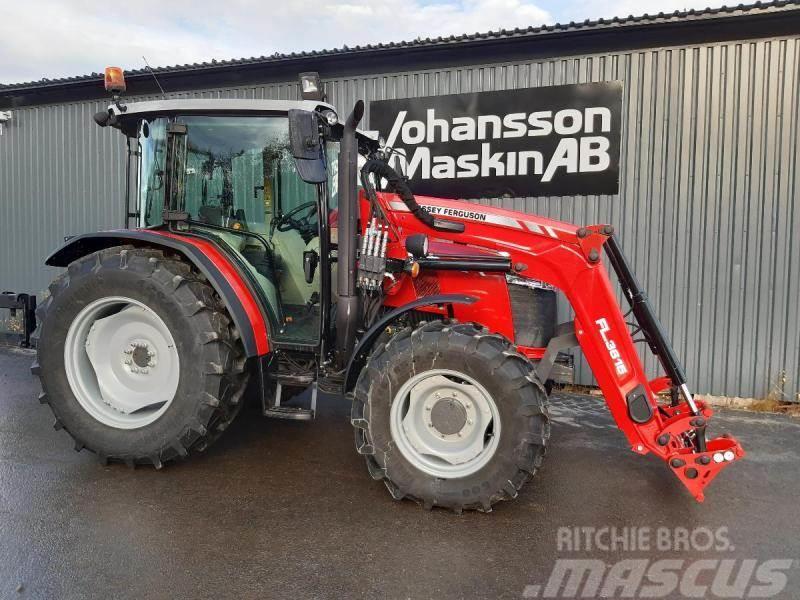 Massey Ferguson 4707 FL 3615 L