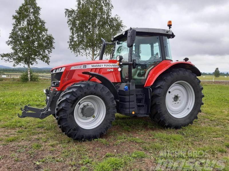 Massey Ferguson 7719S T5