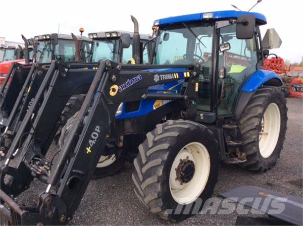 New Holland 100 A TS LASTARE