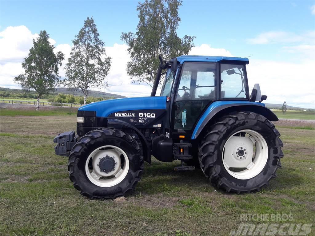 New Holland 8160, Tractors ...