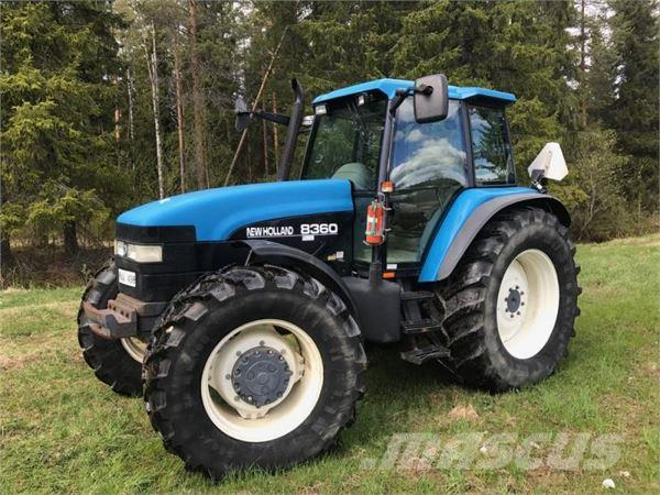 New Holland 8360 PS