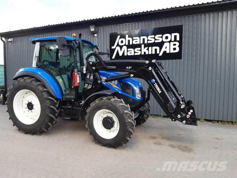 New Holland T5.95 trima Q3