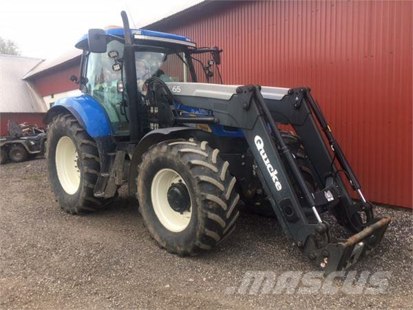used new holland t6080 traktor tractors year 2008 price. Black Bedroom Furniture Sets. Home Design Ideas