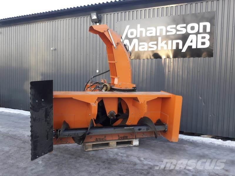 Optimal SB 2600HD Snöfräs