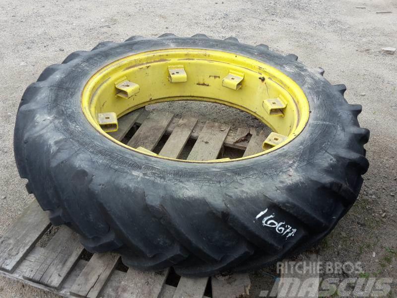 [Other] Dubbelmontage hjul 14,9-38